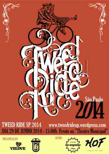 tweed ride 2014